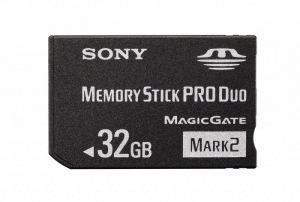 Memory Stick 32 Gb (Original) для PSP