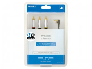 Кабель Component AV-Cable/SONY (metal)