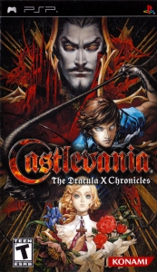 Castlevania the Dracula X Chronicles  ― Магазин игровых приставок, PSP, VITA, Xbox, PS3