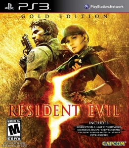 Resident Evil 5 Gold / Move Edition