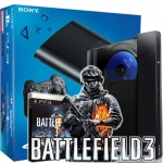 PS3 Super Slim 500GB + Battlefield 3