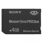 Memory Stick 4 Gb (Original) для PSP