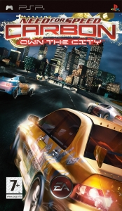 Need for Speed: Carbon Own The City ― Магазин игровых приставок, PSP, VITA, Xbox, PS3