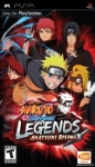 Naruto Legends Akatsuki Rising
