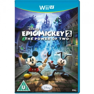 Epic Mickey 2 The Power of Two для Nintendo Wii U