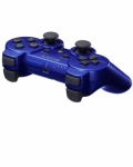 Джойстик Dual Shock Blue для PlayStation 3