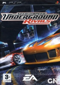 Need for Speed: Underground Rivals ― Магазин игровых приставок, PSP, VITA, Xbox, PS3
